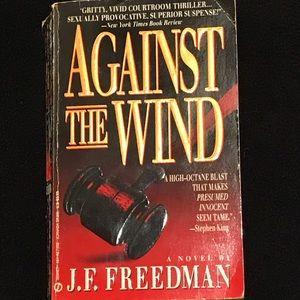 Other - Paperback novel: Against the Wind
